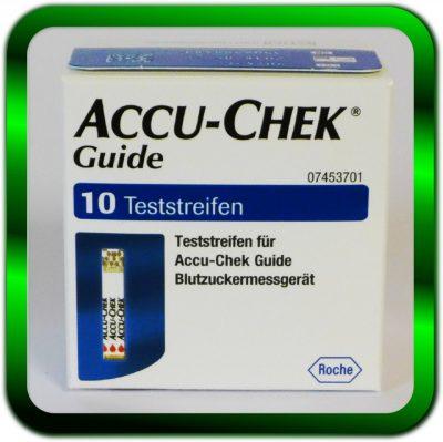 10 Teststreifen ACCU-CHEK GUIDE