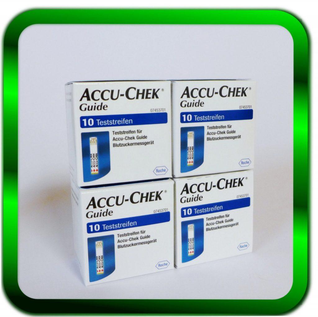 40 Teststreifen ACCU-CHEK GUIDE