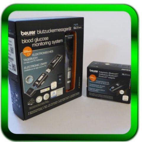 Beurer GL50 evo mg/dL