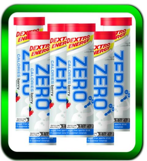 Berry Dextro Energy Sports Nutrition ZERO Calories