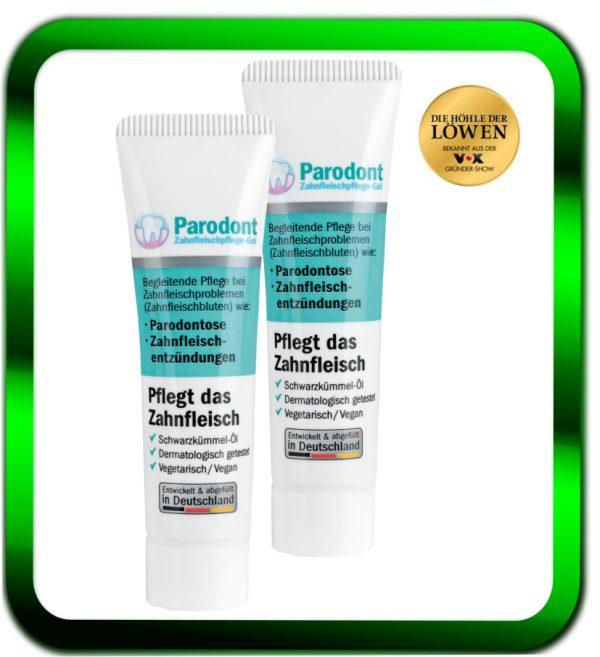 PARODONT Zahnfleischpflege-Gel 10 ml